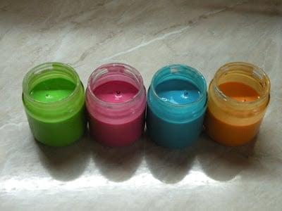как сделать бежевый цвет из красок гуашь