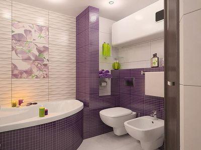 совмещенная ванная