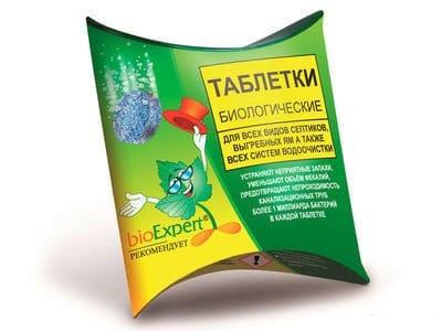 биопрепараты для выгребных ям