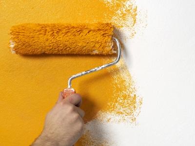 краска тиккурила для обоев под покраску