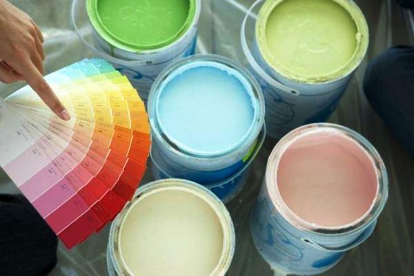 краска для флизелиновых обоев
