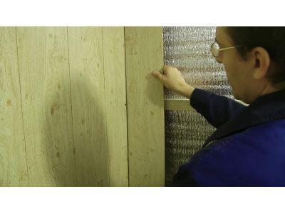 способы крепления панелей мдф к стене