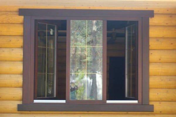 что такое наличники на окна