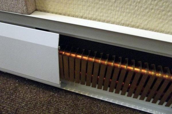 программируемый конвектор электрический