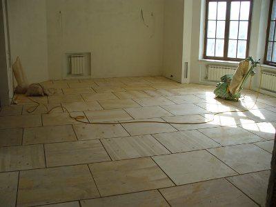 основание под плитку на деревянный пол