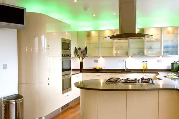как выбрать светодиодную ленту для кухни
