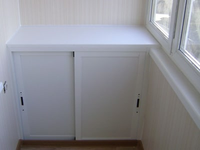мини погреб для балкона