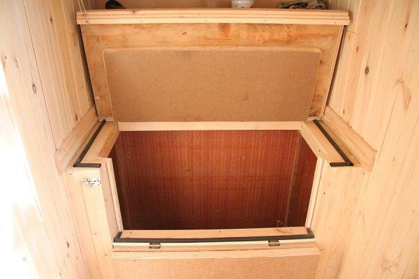 термошкаф для хранения овощей