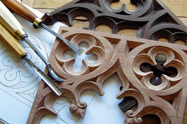 шаблоны орнаментов для резьбы по дереву