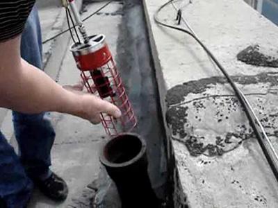 заглушка на канализационную трубу