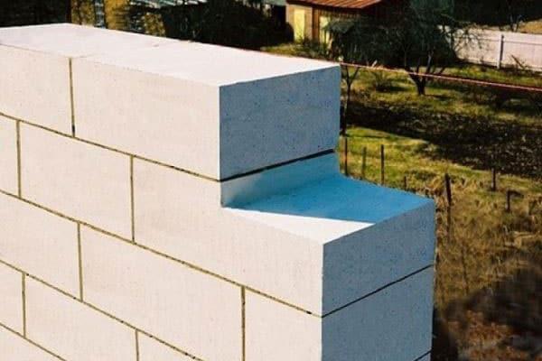 размер газоблока для строительства дома