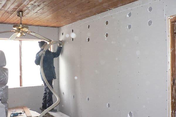 как утеплить квартиру в панельном доме изнутри