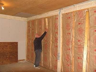 как утеплить комнату в угловой квартире