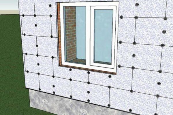 утепление торцевой стены панельного дома изнутри