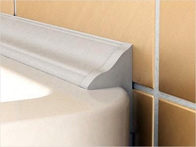 акриловый плинтус для ванной