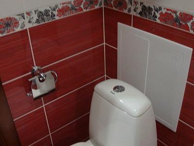 как зашить трубы в туалете